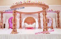 Wonderful Wedding Mandap