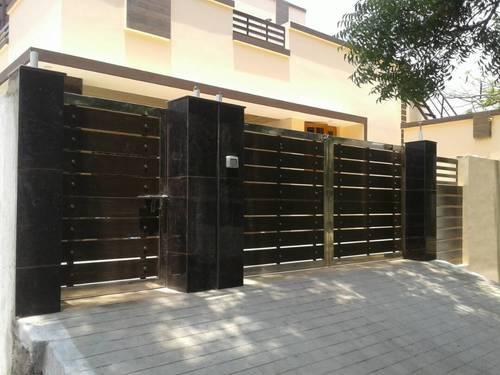 Residential SS Main Gates