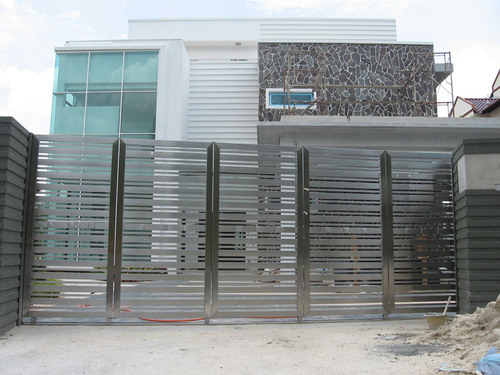 SS Main Gates Manufacturer in Tamil Nadu