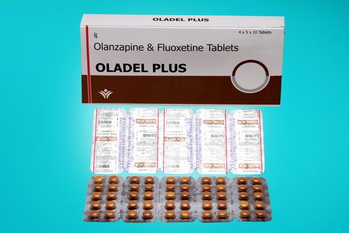 Olanzapine 5 , Fluoxetine 20