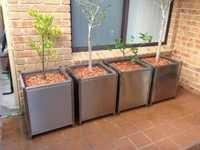 SS Window Planter Box
