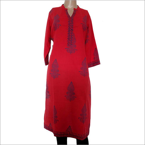 Cotton Ladies Kurtis