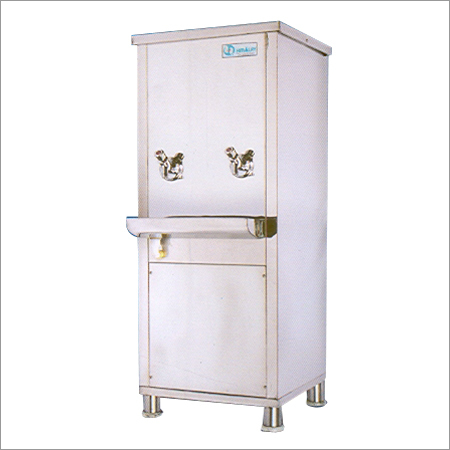 Stainless Steel Double Tap Water Coolers