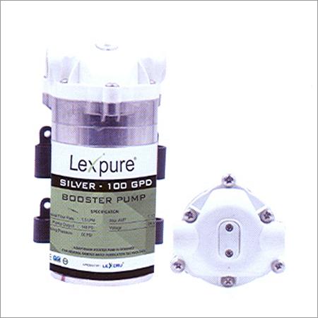 Silver-75-100-150 GPD Booster Pump