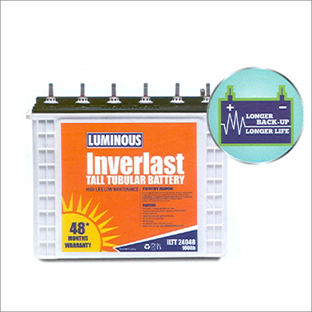 Inverlast Tall Tubelar Batteries