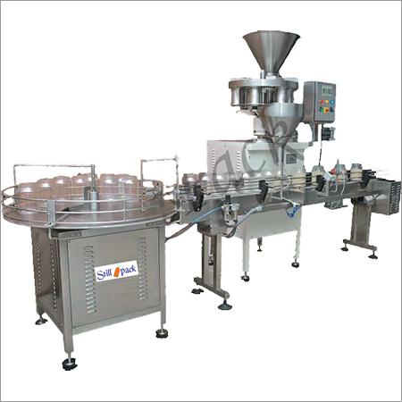Automatic Granual Filling Machine