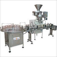 Automatic Granual Filling Machine
