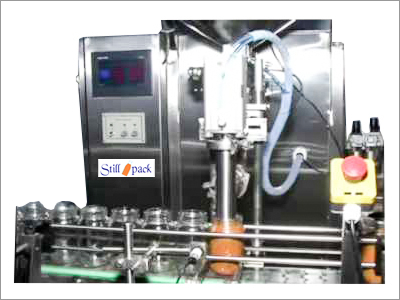 Automatic Single Head Pickle Filling Machine