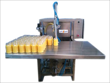 Ghee Bottle Filling Machine