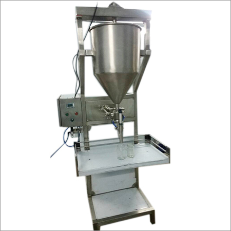 High Viscosity Filling Machine
