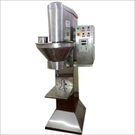 Semi Automatic Servo Powder Filling Machine