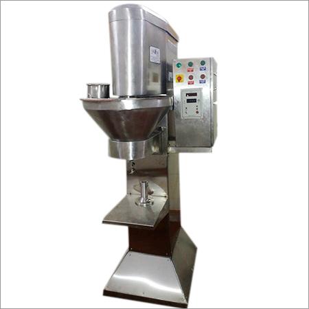 Semi Automatic Servo Powder Filling Machine