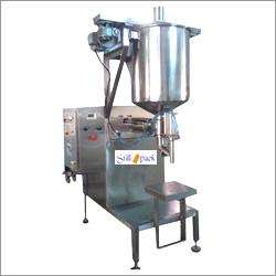 Semi Automatice Hot Chilly Pickel Filling Machine