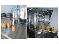 Viscose filling Machine