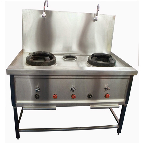 Two Chinese Burner