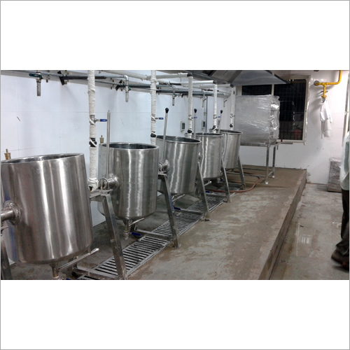Commerical Steam Cooking System