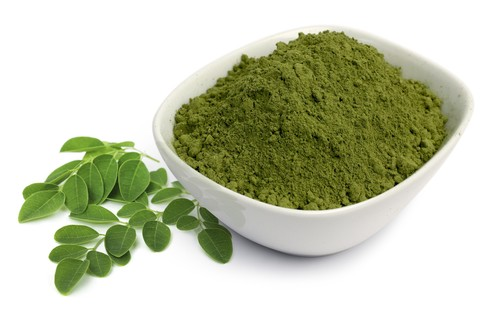 NATURAL MORINGA OLEIFERA LEAF POWDER