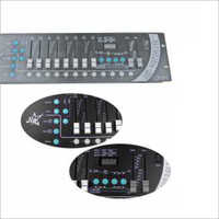 DMX 512_Light Controller