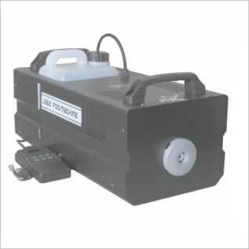 Multi Flow Smoke Machine