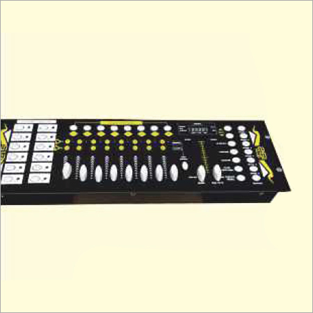 DJ DMX Light Controller