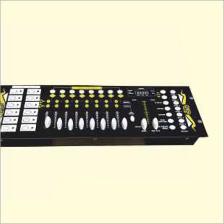 DJ DMX Light Controller