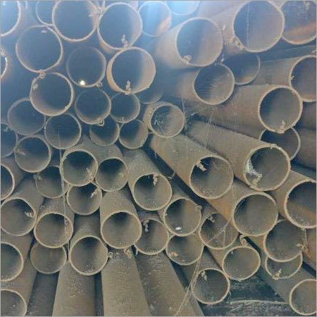 Round Section MS Pipes