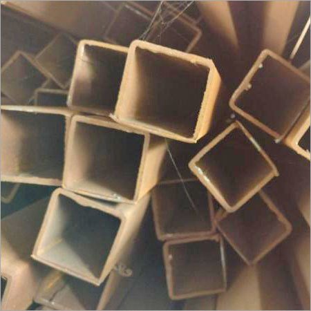 Square Section Pipes
