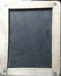 Wooden Writing Slate