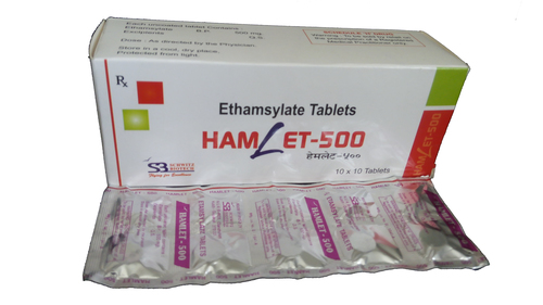 Etamsylate 500 Mg Tablets