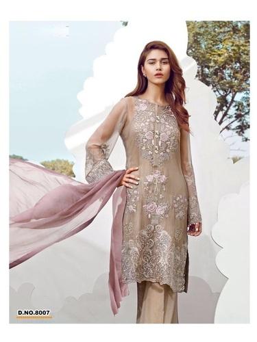 Buy Embroidery Work Plazzo Suit Online