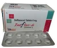 Deflazacort 6 mg Tablet