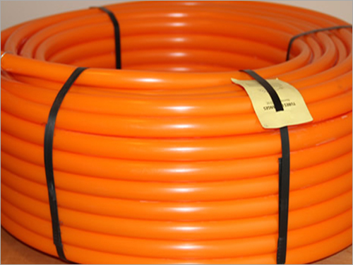 HDPE Orange Pipes