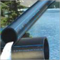 HDPE Water Flow Pipe