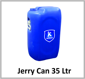 Jerry Plastic Can