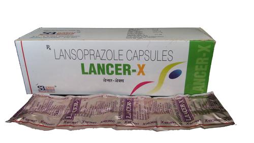 Lansoprazole 30 mg Capsules