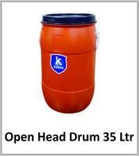 Unbreakable Open Head Drum