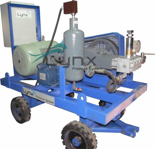 High Pressure Sewer Jetting Pump