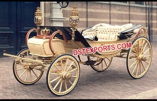 Traditional Horse Carriage Buggy