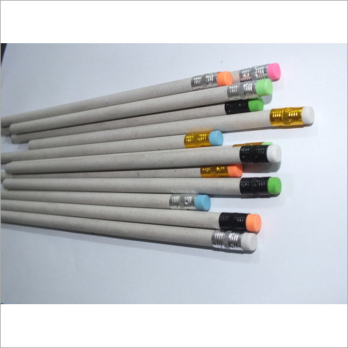 Ferrule Eraser Pencil
