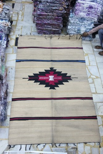 Cotton Diamond Dari/ Cotton Chindi Rugs