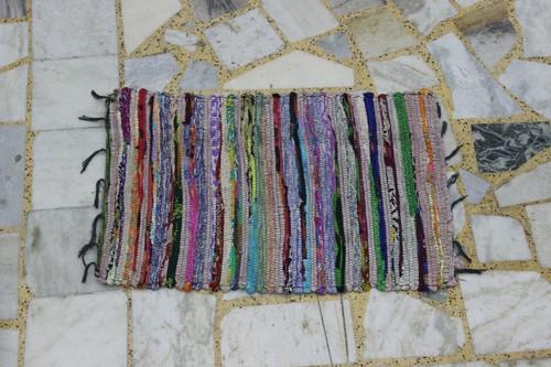 MultiColor Cotton Door Mats/ Cotton Chindi Rugs