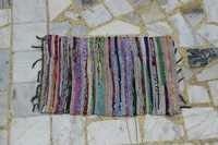 MultiColor Cotton Door Mats/ Cotton Chindi Rugs