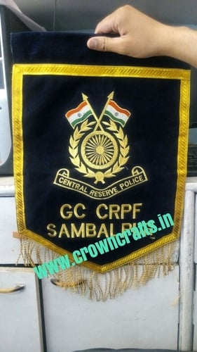 CRPF T FLAG