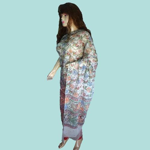 Mithila Printed Stole