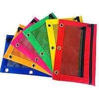 Canvas Color Pouch
