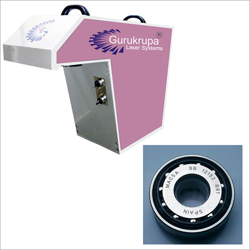 Laser Bearing Marking Machine