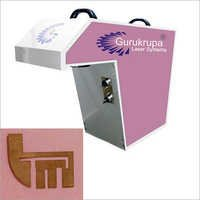 Laser Copper Foil Marking Machine