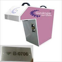 Nameplate Laser Marking Machine