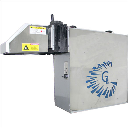 Laser Brass Foil Marking Machine