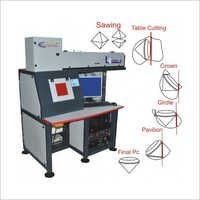 Laser Cone Bruiting Machine